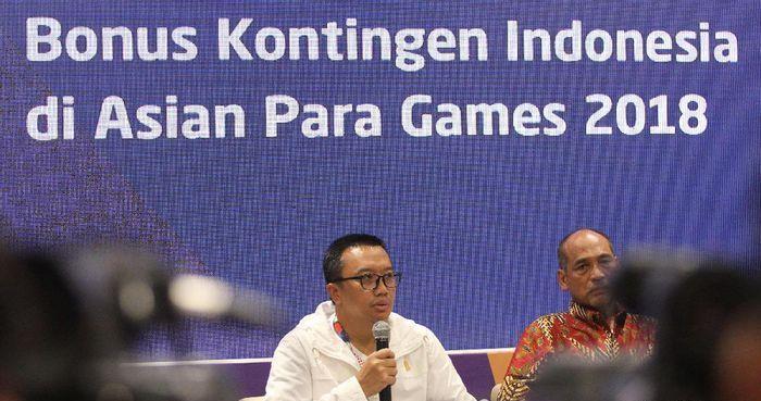 Besaran Bonus Atlet dan Pelatih Asian Para Games 2018