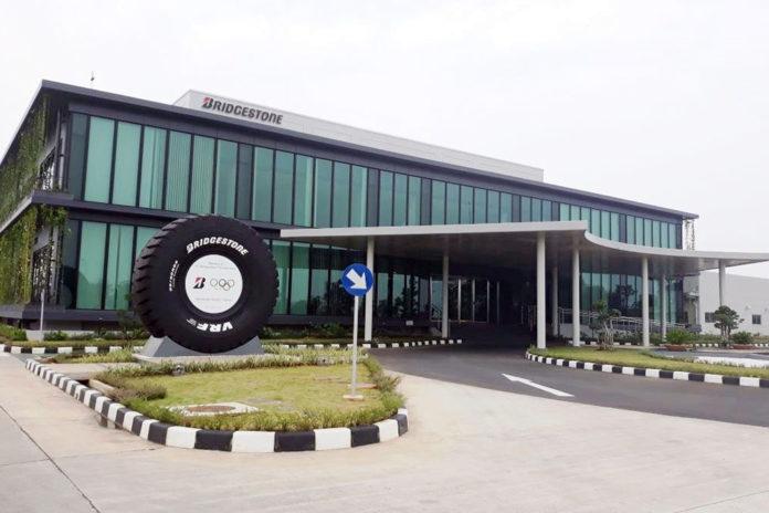 Bridgestone Bangun Kantor di Karawang Gunakan Teknologi Anti Gempa