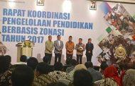 Kemendikbud Luncurkan Gala Siswa Indonesia Berbasis Zonasi