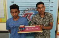 Dua Pengedar Sabu Diciduk Polisi