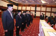 Tingkatkan Kinerja Kementerian, Menaker Lantik Pejabat Baru