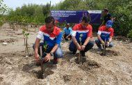 PHE Abar Berperan Aktif Menjaga Lingkungan Pesisir Pantai