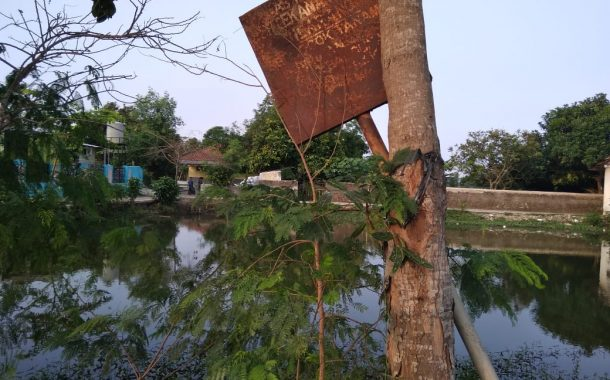 Warga Keluhkan Lokasi Eksplorasi Pertamina di Sukamelang yang Tidak Terawat