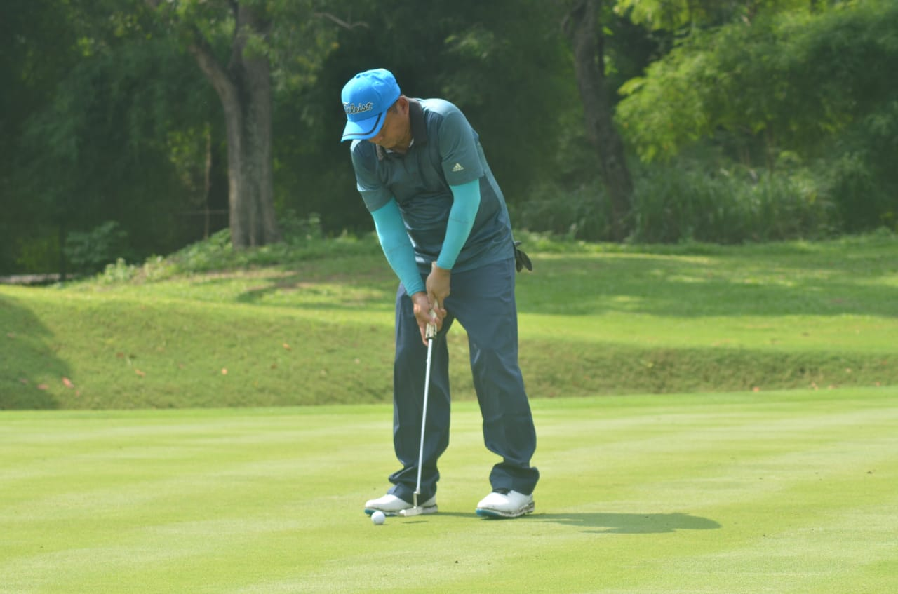 Golf Sumbang Dua Medali Emas untuk Karawang pada Porpemda Jabar 2018