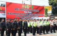 300 Personel Kepolisian Dikerahkan Jaga Keamanan dan Buru Pelaku Judi Pilkades