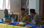 Pemkab Aceh Tengah Evaluasi Jadwal Salat Sepanjang Masa