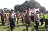 Mulai Hari Ini, Ribuan Personel Gabungan Berjaga di Desa untuk Amankan Pilkades Subang