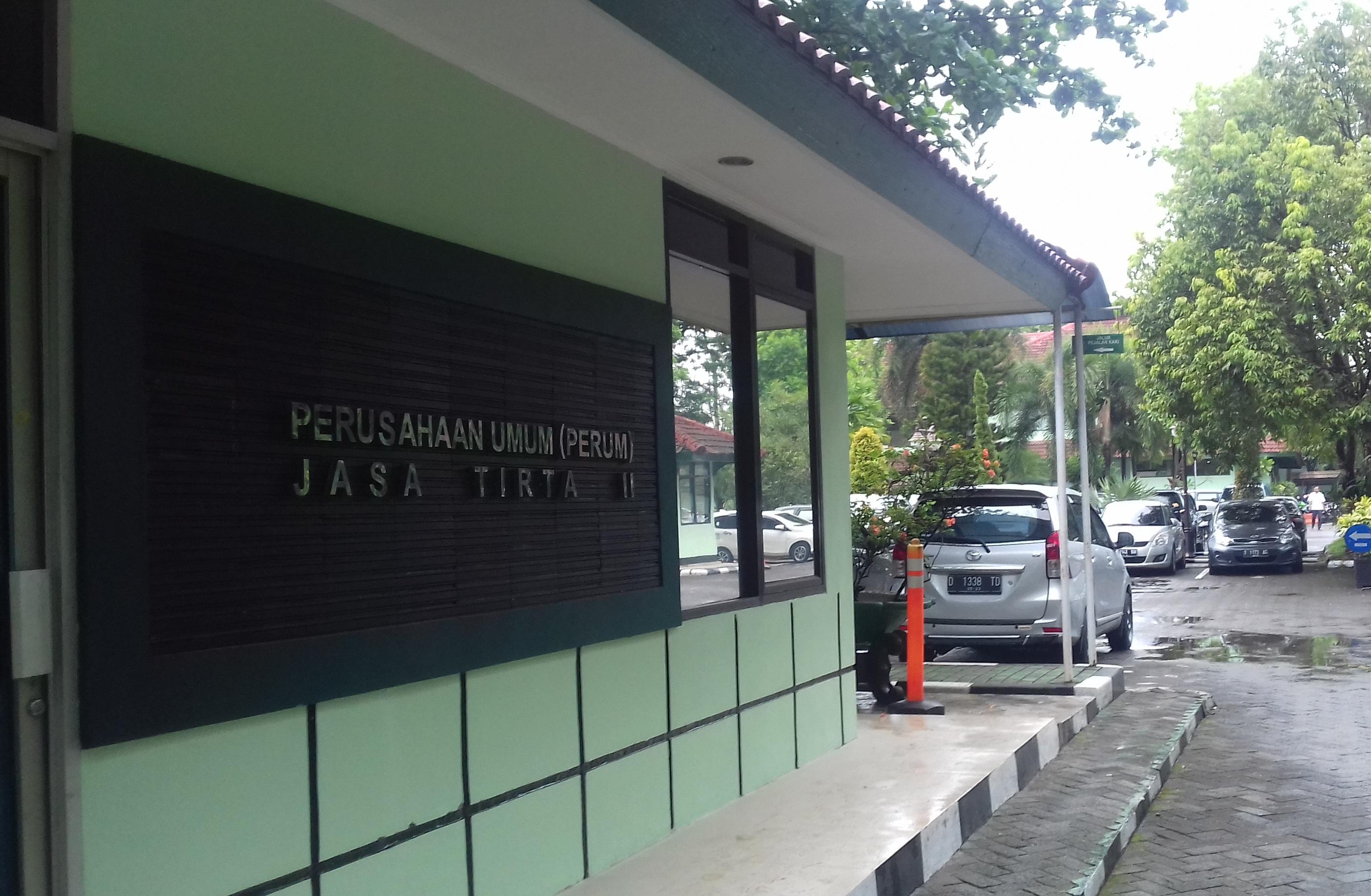 KPK Geledah Ruang ULP PJT II Purwakarta, Sejumlah Berkas Diamankan