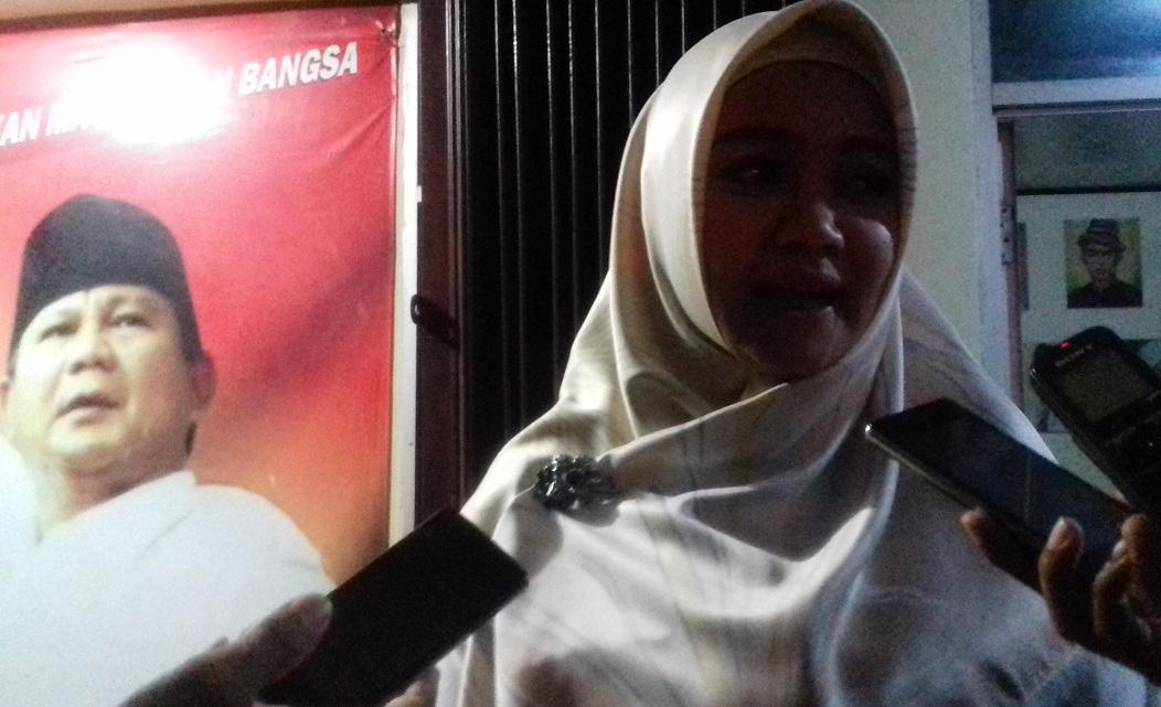 Kembali Nyaleg, Gina Fadila Swara Lebih Realistis