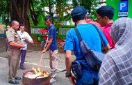 Disdukcapil Kota Bekasi Musnahkan Ribuan Keping KTP