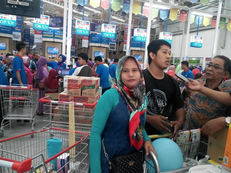 Indogrosir Hadir di Karawang, Sudah Merangkul Empat Ribu Pedagang Kecil