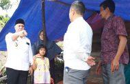 Tangani Banjir Kala Kemili, Pemkab Aceh Tengah Bangun Tenda Darurat