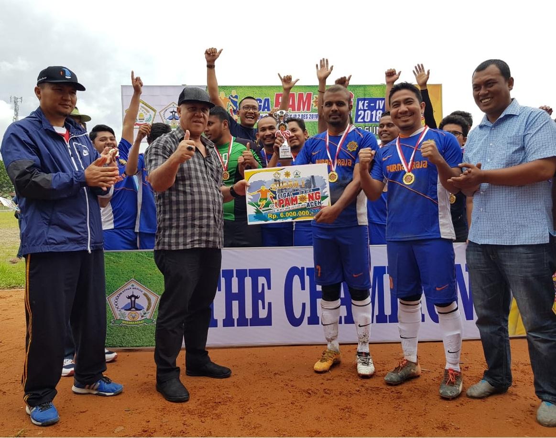 Liga Pamong Aceh, Tradisi yang Harus Terus Dilanjutkan