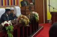 DPRK Aceh Utara Sahkan Lima Qanun