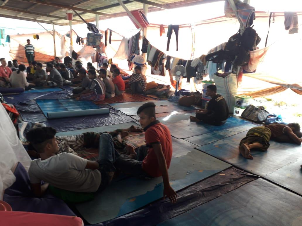Sebanyak 25 Pengungsi Rohingya di Bireuen Melarikan Diri dari Tempat Penampungan