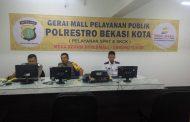 Polres Metro Bekasi Kota Buka Gerai Pelayanan Publik di Mega Bekasi Hypermall