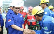Menaker: Jangan Nodai Pembangunan Infrastruktur dengan Kecelakaan Kerja