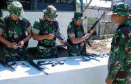 Tingkatkan Kualitas dan Kemampuan Prajurit, Korem 011 Lilawangsa Gelar Latorsar