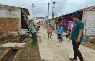 Antisipasi Wabah Demam Berdarah, Desa Kalangsari Fogging Perum Adimix