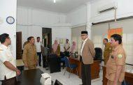 Kecewa Saat Sidak di Kantor DP3A dan Dinsos, Plt Gubernuh Aceh Minta Seluruh SKPA Berbenah