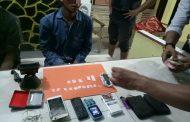 Dua Pemuda Diringkus Polisi Saat Transaksi Sabu dan Ganja