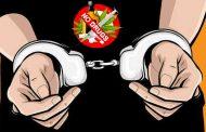 Dalam Satu Hari, Dua Pengedar Diringkus Polisi di Tempat Berbeda