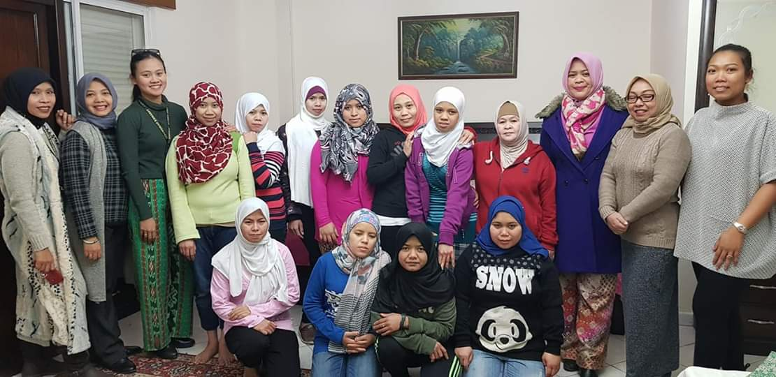 Diah Anggraini 12 Tahun Bekerja di Yordania Tanpa dan Putus Komunikasi dengan Keluarga