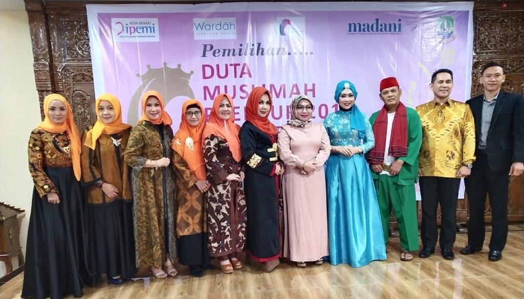 Duta Muslimah Preneur Kota Bekasi 2019 yang Cerdas dan Bermartabat