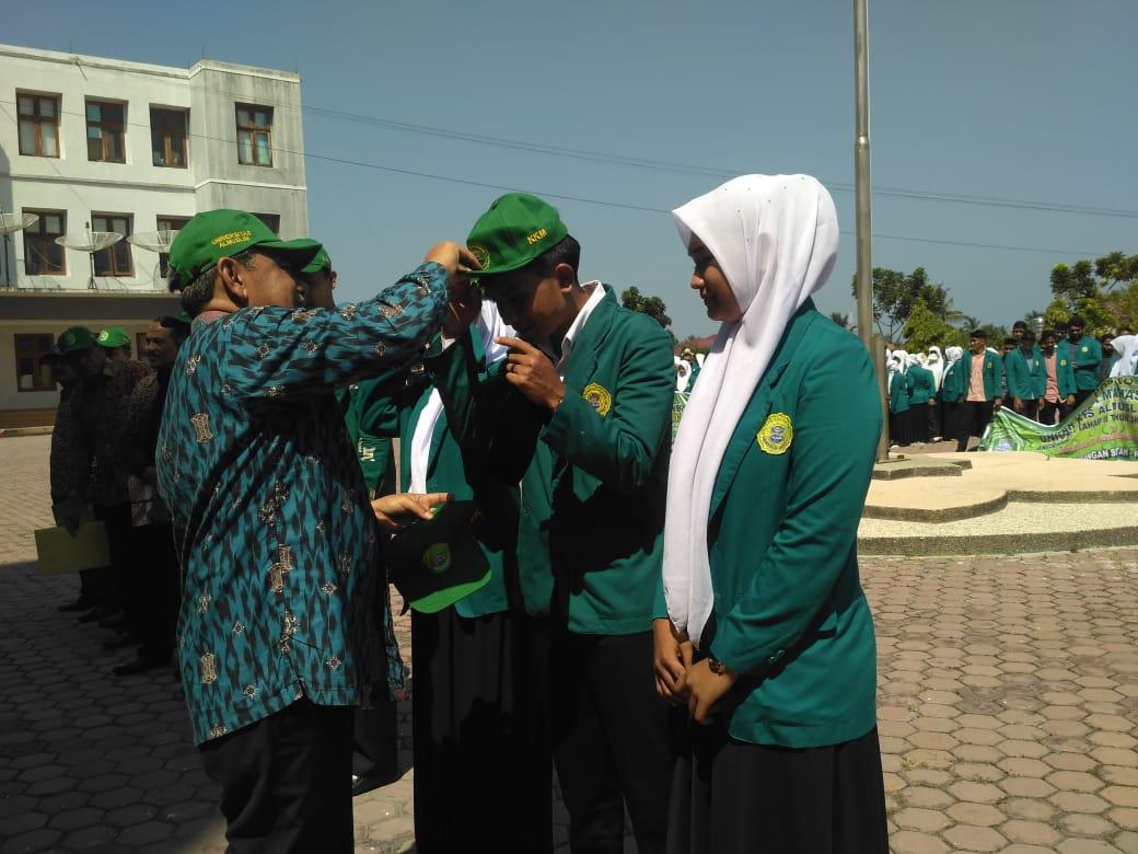 240 Mahasiswa Almuslim Peusangan Bireuen KKM di 48 Desa