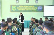 Siap Perangi Narkoba, Kodim 0104 Aceh Timur dan BNN Sosialisasi P4GN