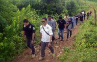 Menyusul Pengungkapan Ladang Ganja di Purwakarta, Polres Karawang Sisir Hutan Kutamaneuh