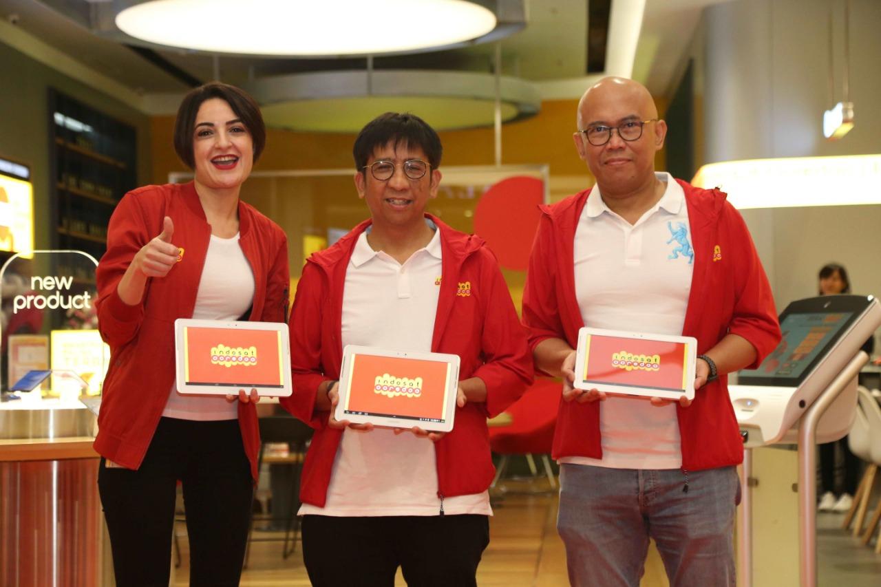 Adaptasi Tren Digital Pelanggan, Indosat Ooredoo Luncurkan Gerai Konsep Digital Pertama di Indonesia
