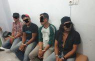Empat Pelaku Intimidasi Peserta Kampanye Diciduk Polres Bireuen