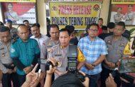 11 Anggota FPI Ditetapkan Sebagai Tersangka Kericuhan Harlah NU ke-93 di Kota Tebing Tinggi