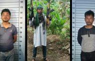 Polda Aceh Ringkus Dua Pelaku Kriminal Bersenjata