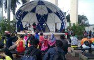Taman Galuh Jadi Central Ajang Kumpul Para Komunitas Sepeda