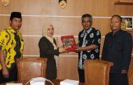 DPRD Purwakarta Berbagi Ilmu dengan DPRD Pekalongan dan Tegal