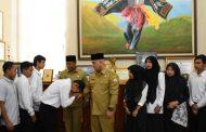 Pemkab Aceh Tengah Kirim 20 Pemuda untuk Mengikuti Latihan Kerja di Bekasi