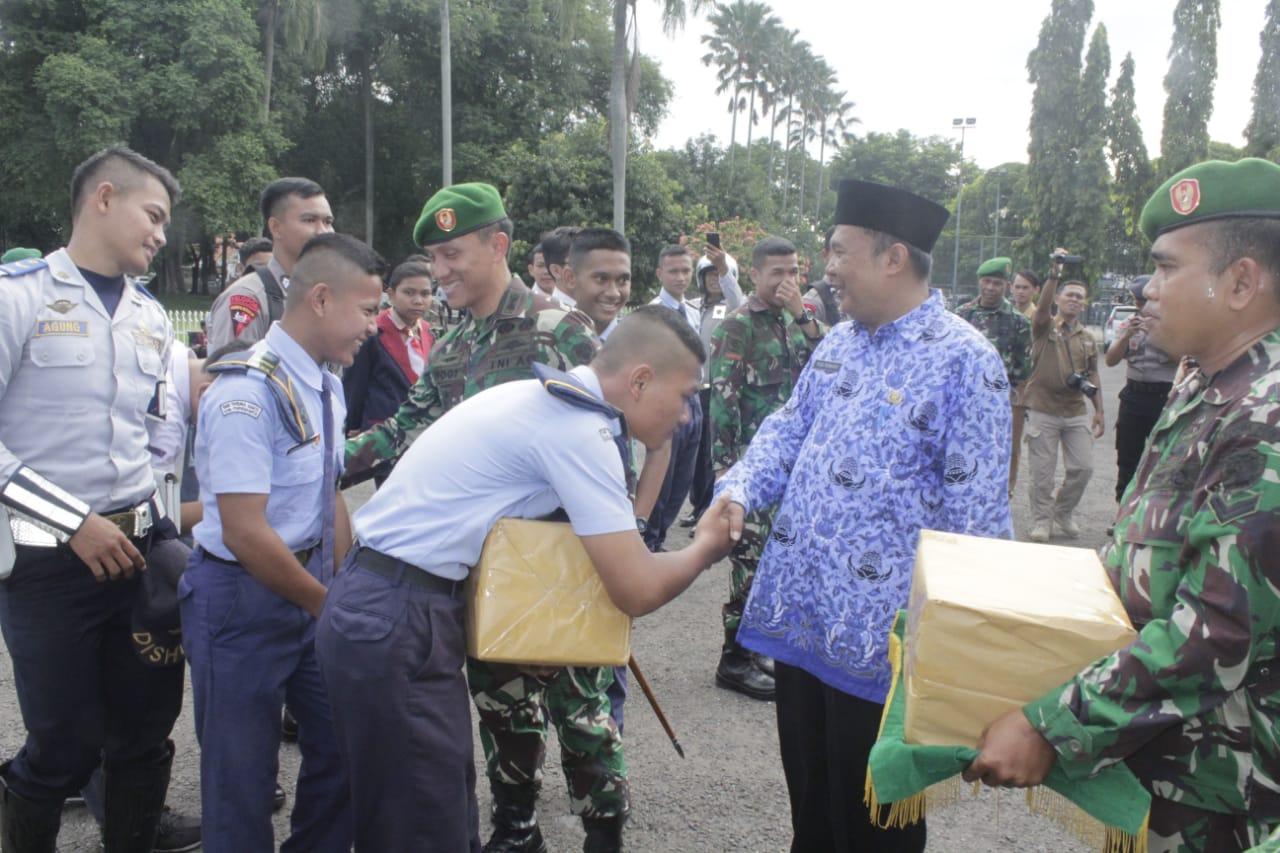 Pejabat Sekda Purwakarta Menyadarkan ASN Agar Netral di Pemilu 2019