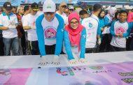 Deklarasi Gerakan Pencegahan Stunting Menyongsong Bonus Demografi 2025