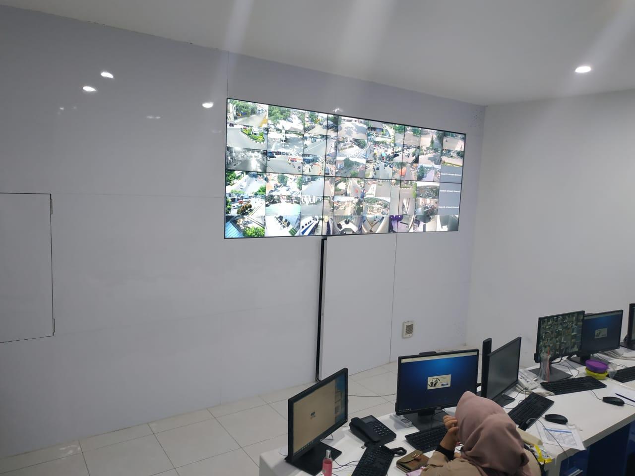 Diskominfo Purwakarta Pasang Sejumlah CCTV Pengamanan Logistik Pemilu