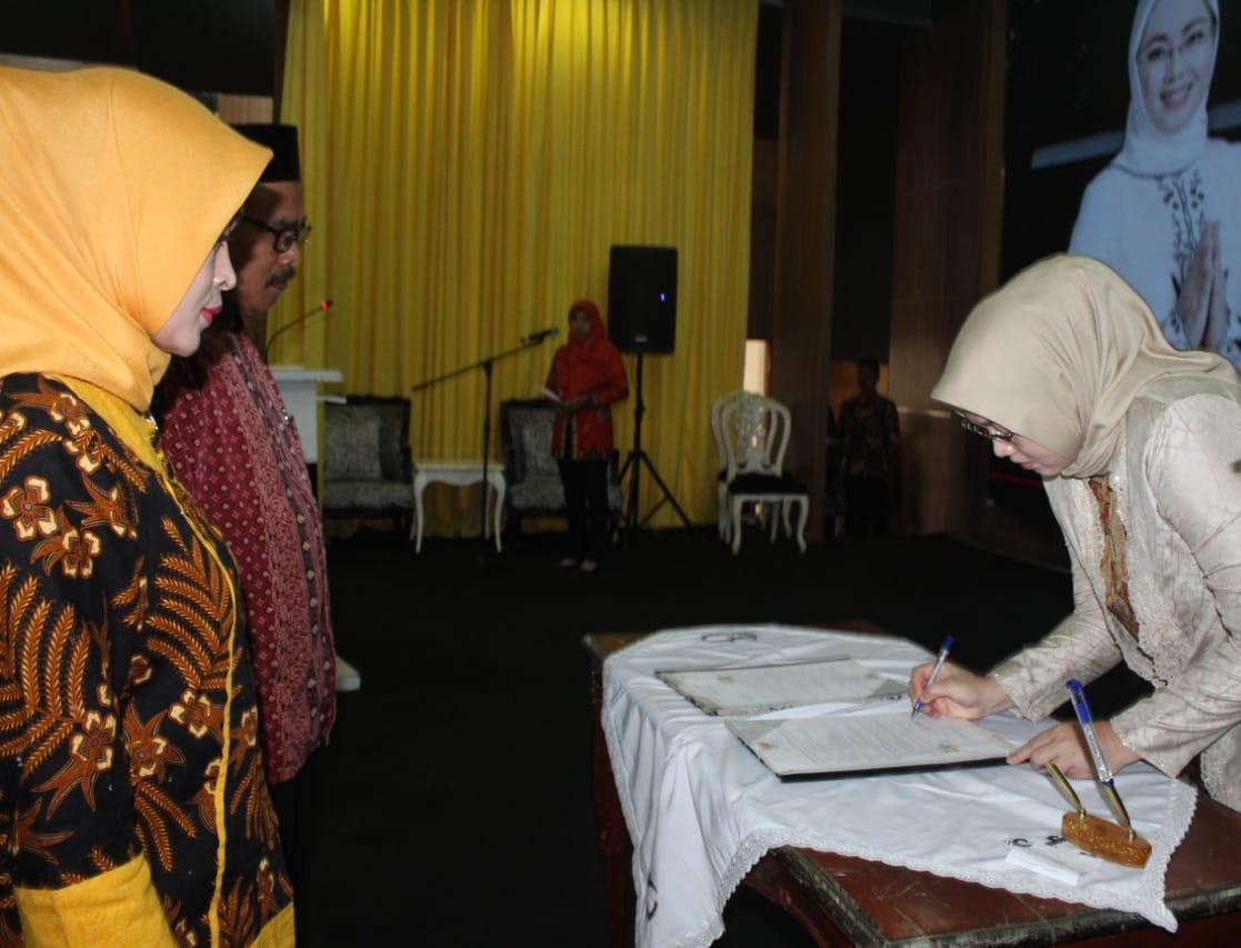 Bupati Anne Lantik 1.220 Anggota BPD Periode 2019 - 2025