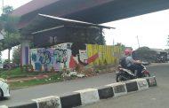 DLHK Ubah TPS Sementara di Jembatan Fly Over Ramah Lingkungan