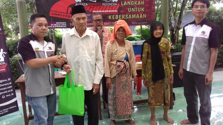 Anniversary Avoid Regional Karawang ke 2 Diedukasi Sejarah Rawa Gede