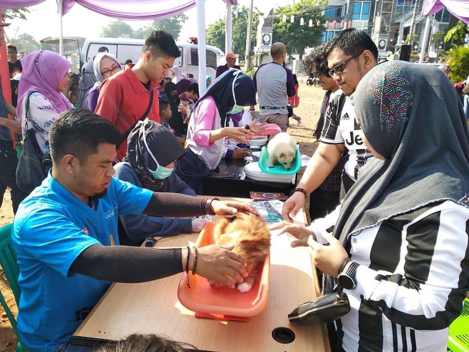 Dinas Perikanan dan Peternakan Purwakarta Tetap Waspada Kasus Rabies