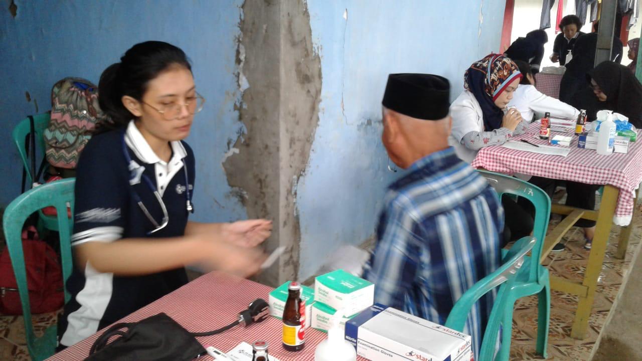 Rumah Sakit Sentosa Bekasi Pengobatan Gratis untuk Warga Mekar Sari