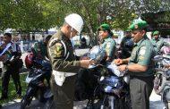 Subdenpom IM/1-2 Langsa Cek Kelengkapan Kendaraan Anggota Kodim O104 Aceh Timur