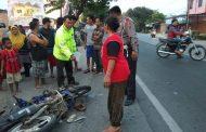 Dua Pengendara Sepeda Motor Tewas Ditabrak Mobil dan Dua Lainnya Luka-luka