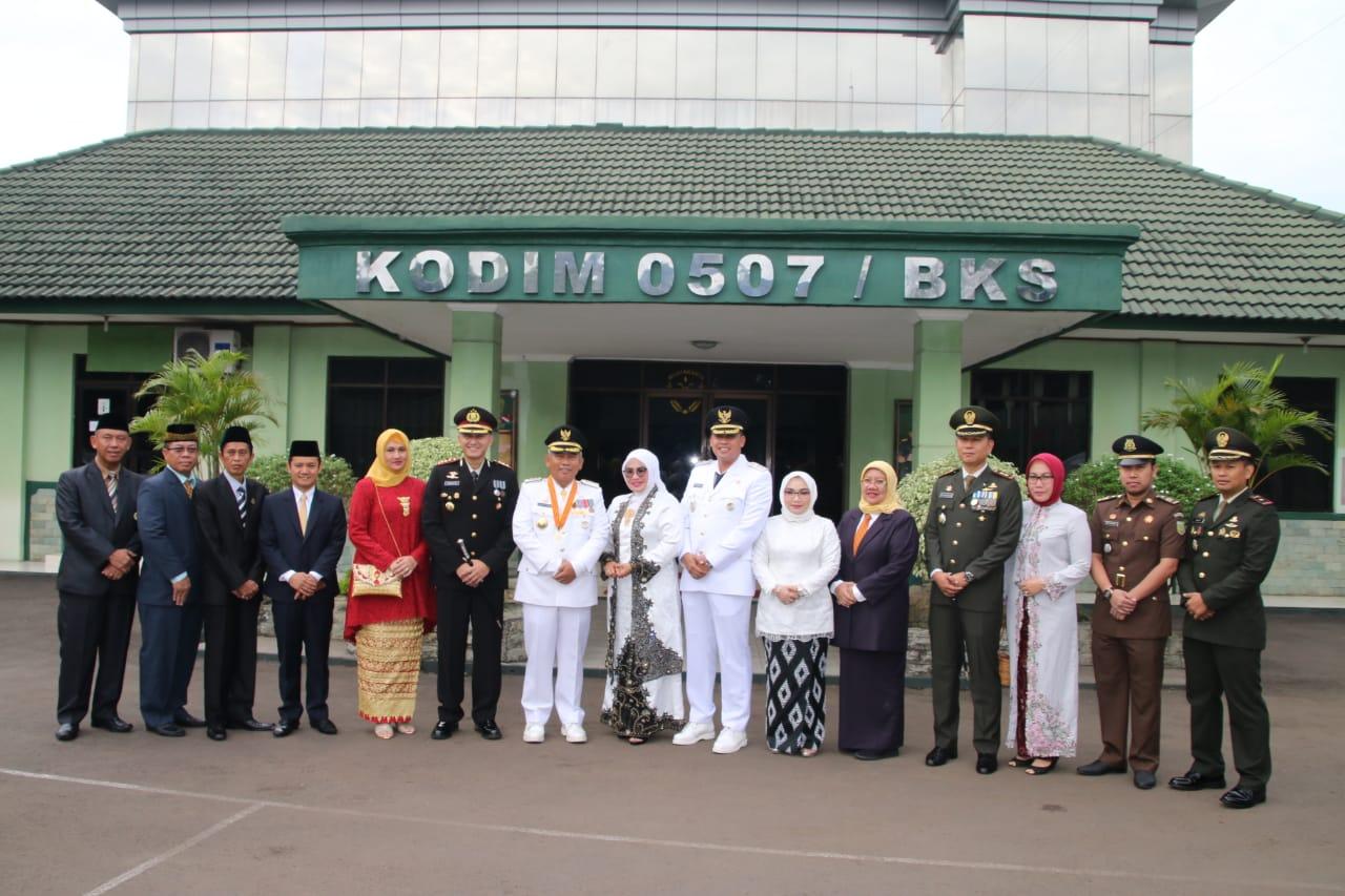 Wakil Walikota Apresiasi ASN dan Masyarakat Ikut Memeriahkan HUT Kota Bekasi