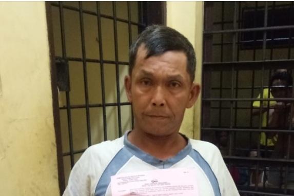 Diduga Melakukan Cabul, Pria Tunawicara Ditangkap Polres Tebing Tinggi
